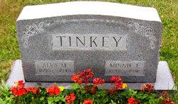Alva M Tinkey