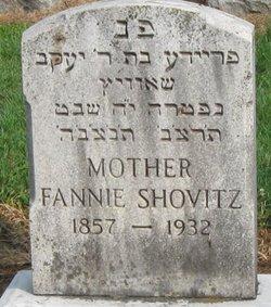 Fannie Shovitz