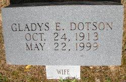 Gladys E. Dotson