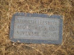 Brooksie Lee Smith