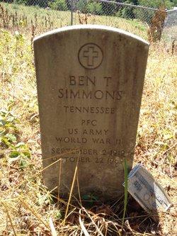 Ben T Simmons