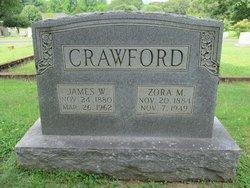 Zora <I>Miller</I> Crawford
