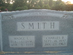 Madge L. <I>Lawrence</I> Smith