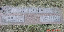Jeri B Choma