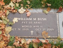 William M Bush