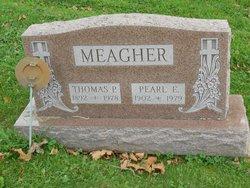 Pearl E. <I>Lake</I> Meagher