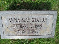 Anna May Staton