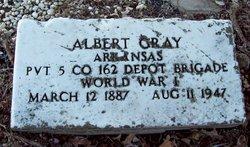 Albert Gray