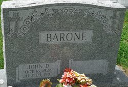 John D Barone