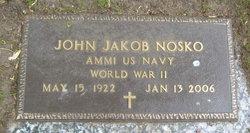 John Jakob Nosko