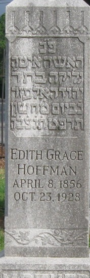 Edith Grace Hoffman