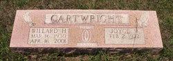Joyce M Cartwright