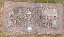 Adolph G. Busse