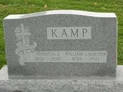 Theresa S. Kamp