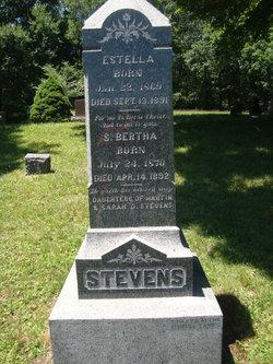 S. Bertha Stevens