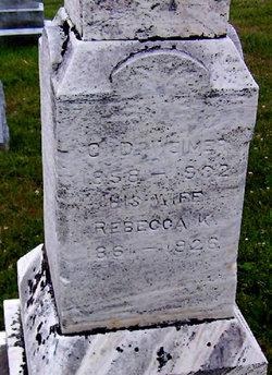 Rebecca K Weimer