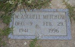 W. Asguell Mitchum