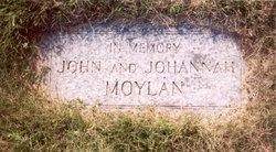 Johanna <I>Daughney</I> Moylan