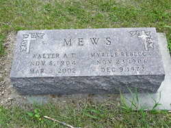 Walter A. T. Mews