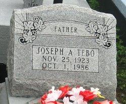 Joseph Allen Tebo, Sr