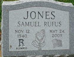 Samuel Rufus Jones