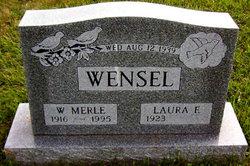 Laura E Wensel