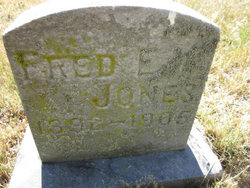 Fred E Jones