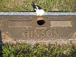 Freda O'Dell <I>Hensley</I> Hinson