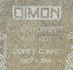 Sidney Gill <I>Gallagher</I> Dimon