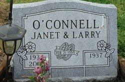 Janet Helen <I>Palmer</I> O'Connell