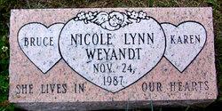 Nicole Lynn Weyandt