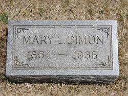 Mary L Dimon