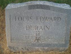 Louis Edward Durain
