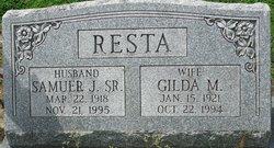 Samuel J Resta, Sr