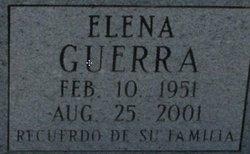 Elena Guerra