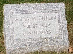 Anna M. Butler
