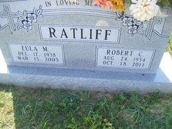 Eula Marie <I>Basham</I> Ratliff