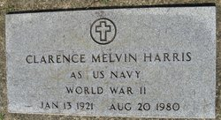 Clarence Melvin Harris
