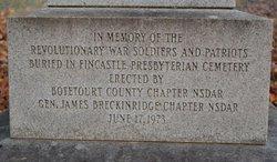 Revolutionary War Monument