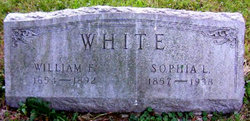 Sophia <I>Lohr</I> White