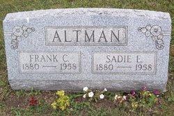 """Francis Clarence """"Frank"""" Altman"""