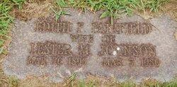 Edith F <I>Fairfield</I> Johnson