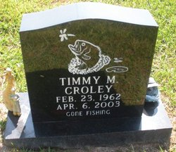Timmy M. Croley