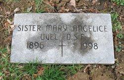 Sr Mary Angelice Ovel