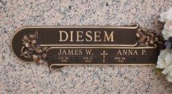 James W Diesem
