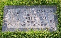 Rex V. Franklin