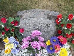 Thelma <I>Tackett</I> Kilgore Brooks
