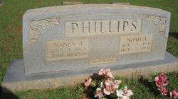 Nancy Jane <I>Kuksey</I> Phillips