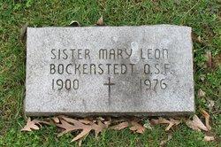Sr Mary Leon Bockenstedt