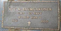 Roy M Baumgardner